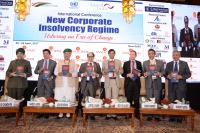 Book Launch - Corporate Insolvency by Sumant Batra (28 April, 2017,  New Delhi, India)