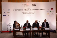 INSOL India presents 2nd Edition of SIG 24 SAMVAAD SERIES 2020