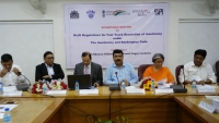 Roundtable on Draft Fast Track Regulations under IBC (12 May 2017, Lucknow, India)